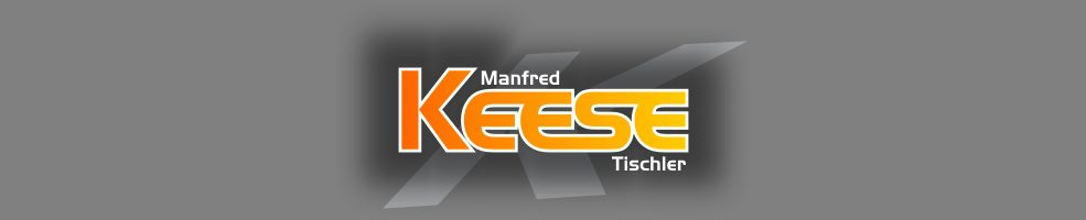 Tischler Manfred Keese